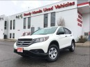 Used 2013 Honda CR-V LX AWD - New Tires | 1.99% Financing for sale in Mississauga, ON
