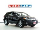 Used 2014 Acura RDX TECH PKG NAVIGATION LEATHER SUNROOF BACKUP CAM 4WD for sale in North York, ON