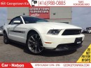 Used 2012 Ford Mustang GT | CALIFORNIA | NAVI| RAG TOP| LEATHER| 5.0L for sale in Georgetown, ON