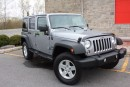 Used 2014 Jeep Wrangler SPORT for sale in Cornwall, ON