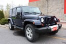 Used 2013 Jeep Wrangler Sahara for sale in Cornwall, ON