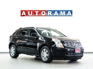 Used 2013 Cadillac SRX NAVIGATION BACK UP CAMERALEATHER SUNROOF 4WD for sale in North York, ON