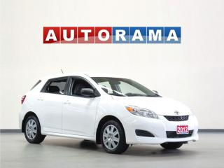 Used 2012 Toyota Matrix for sale in North York, ON