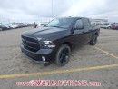 Used 2016 RAM 1500 ST CREW CAB 2WD 5.7L for sale in Calgary, AB
