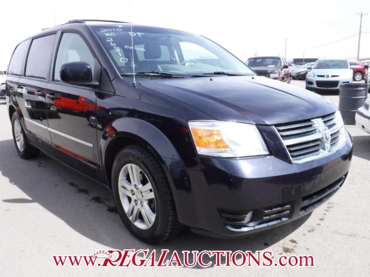 Toyota Dealer Lincoln Ne Used 2010 Dodge GRAND CARAVAN WAGON for Sale in Calgary ...