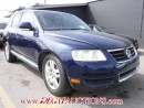 Used 2004 Volkswagen TOUAREG  4D UTILITY V8 for sale in Calgary, AB