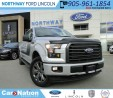 Used 2017 Ford F-150 XLT | NEW VEHICLE | for sale in Brantford, ON