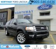Used 2017 Ford Expedition Max Limited | NEW VEHICLE | for sale in Brantford, ON
