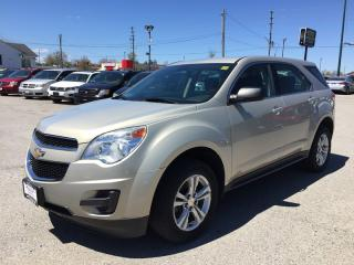 Used 2011 Chevrolet EQUINOX LS * SAT RADIO SYSTEM * LOW KM for sale in London, ON