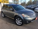 Used 2006 Nissan Murano SE/leather/roof/loaded/alloys for sale in Pickering, ON