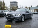 Used 2014 Infiniti Q50 TECHNOLOGY PACKAGE for sale in Ottawa, ON