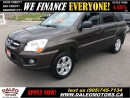 Used 2009 Kia Sportage LX-V6 NO CREDIT CHECK IN HOUSE LEASES for sale in Hamilton, ON