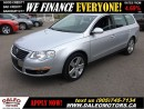 Used 2010 Volkswagen Passat Wagon 2.0T 1 OWNER 148KM LEATHER for sale in Hamilton, ON