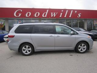 Used 2016 Toyota Sienna LE for sale in Aylmer, ON