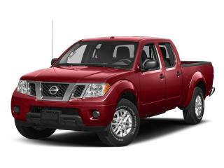 New 2017 Nissan Frontier Crew Cab SV 4X4 at for sale in Mississauga, ON