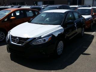 New 2017 Nissan Altima Sedan 2.5 CVT for sale in Mississauga, ON