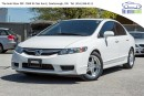 Used 2009 Honda Civic Sunroof Power Group Auto 4dr for sale in Caledon, ON