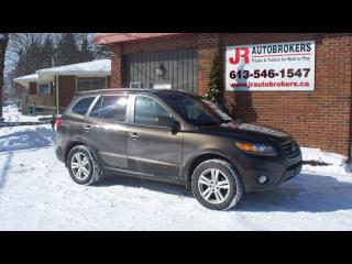 Used 2011 Hyundai Santa Fe Limited AWD - Leather, Sunroof, Loaded! for sale in Elginburg, ON