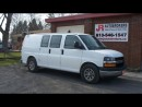 Used 2010 Chevrolet Express 1500 All Wheel Drive Cargo Van for sale in Elginburg, ON