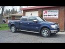 Used 2012 Ford F-150 Loaded Lariat Crew Cab EcoBoost for sale in Elginburg, ON