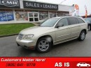 Used 2006 Chrysler Pacifica Touring   AS TRADED *UNCERTIFIED* for sale in St Catharines, ON