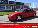 Used 1999 Pontiac Sunfire GT   NICE SHAPE ! AS TRADED *UNCERTIFIED* for sale in St Catharines, ON