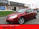 Used 2008 Pontiac G6 SE   - ALLOYS -  SUNROOF -  POWER GROUP for sale in St Catharines, ON