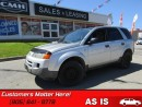 Used 2003 Saturn Vue AS TRADED *UNCERTIFIED* for sale in St Catharines, ON