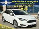Used 2015 Ford Focus SE Automatic, BLUETOOTH, Only 57K kms for sale in Concord, ON