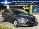 Used 2013 Ford Focus Titanium, Navigation, Leather, Sunroof, Only 49K for sale in Concord, ON