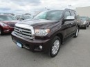 Used 2015 Toyota Sequoia Platinum for sale in Arnprior, ON
