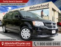 Used 2016 Dodge Grand Caravan SE/SXT Brand New Showcase Vehicle for sale in Abbotsford, BC
