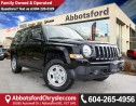Used 2016 Jeep Patriot Sport/North Brand New Showcase Vehicle for sale in Abbotsford, BC
