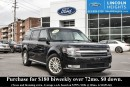 Used 2014 Ford Flex SEL AWD for sale in Ottawa, ON