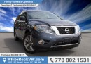 Used 2014 Nissan Pathfinder Platinum for sale in Surrey, BC