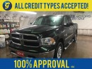 Used 2014 Dodge Ram 1500 SLT*QUAD CAB*4WD*HEMI*PLASTIC BOX LINER*SIDE STEPS*U CONNECT PHONE* for sale in Cambridge, ON
