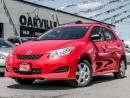 Used 2010 Toyota Matrix BASE for sale in Oakville, ON