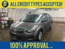 Used 2012 Hyundai Elantra POWER WINDOWS/LOCKS/MIRRORS*CLIMATE CONTROL*TRACTION CONTROL*AM/FM/CD/AUX/USB* for sale in Cambridge, ON