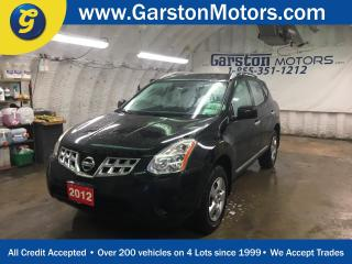 Used 2012 Nissan Rogue AWD*KEYLESS ENTRY*CLIMATE CONTROL*PHONE CONNECT*POWER WINDOWS/LOCKS/MIRRORS*SPORT MODE*AM/FM/CD/AUX*TRACTION CONTROL*ROOF RAILS* for sale in Cambridge, ON