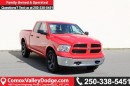 New 2017 Dodge Ram 1500 SLT BLUETOOTH, BACK UP CAMERA, TRAILER BRAKE CONTROL for sale in Courtenay, BC