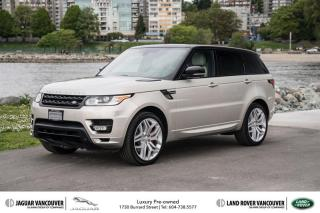 Used 2014 Land Rover Range Rover Sport V8 Supercharged Autobiography Dynamic (2) SALE! for sale in Vancouver, BC