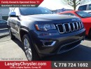 New 2017 Jeep Grand Cherokee Limited for sale in Surrey, BC