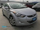 Used 2011 Hyundai Elantra Limited A/T No Accident Local Bluetooth Navi Leather Sunroof Reraview Cam TCS ABS for sale in Port Moody, BC