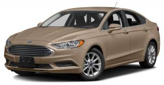 New 2017 Ford Fusion SE for sale in Surrey, BC