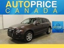 Used 2012 Audi Q5 2.0T PREMUIM PANOROOF LEATHER for sale in Mississauga, ON
