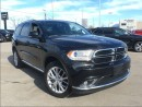 Used 2016 Dodge Durango LIMITED**DVD ENTERTAINMENT**POWER SUNROOF** for sale in Mississauga, ON
