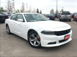 Used 2016 Dodge Charger SXT**POWER SUNROOF**NAVIGATION** for sale in Mississauga, ON