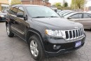 Used 2013 Jeep Grand Cherokee Laredo LEATHER SUNROOF for sale in Brampton, ON