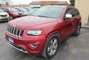 Used 2014 Jeep Grand Cherokee Overland for sale in Brampton, ON
