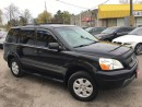 Used 2004 Honda Pilot EX/LOADED/ALLOYS for sale in Scarborough, ON